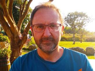 Xuster presidente de la comunidad de montes de Oia A Nova Peneira