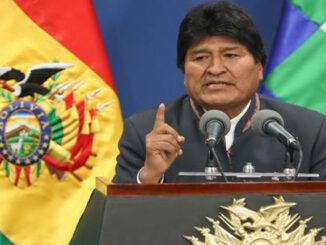 Evo Morales A Nova Peneira