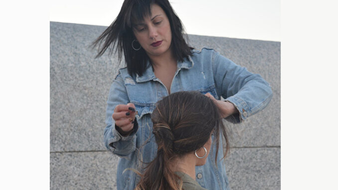La pelu de Lara A Nova Peneira