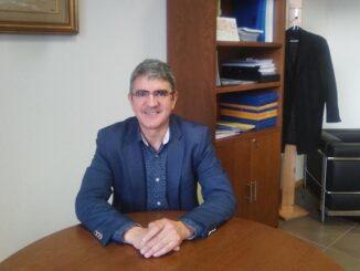 Antonio Lomba Alcalde da Guarda A Nova Peneira