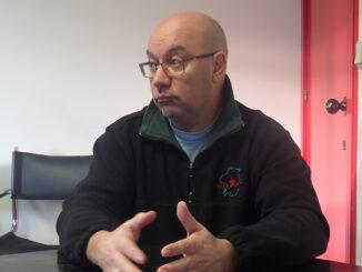 Alberto Gonçalvez SC da CIG Vigo, sobre a situación dos ERTES
