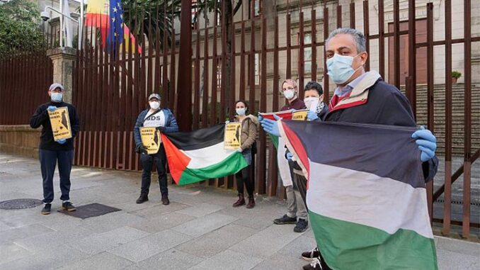 Pobo Palestino A Nova Peneira