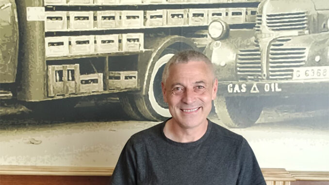 Bieito Lobeira secretario de organización do BNG A Nova Peneira