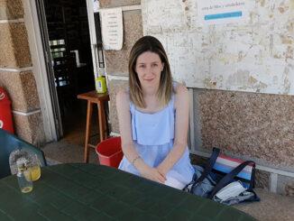 Vitoria Alonso voceira do PSDEG en Mos