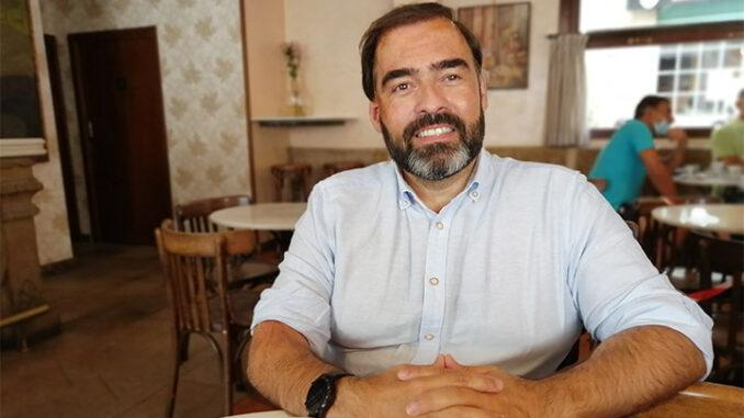 Alberto Pazos secretario do PPdeG