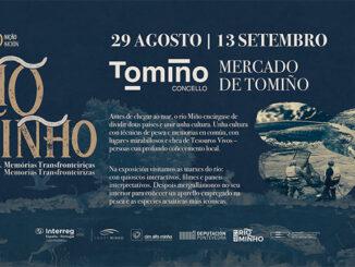 Tomiño acolle a exposición 'Río Miño. Memorias transfronteirizas'