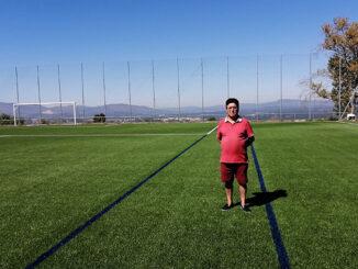 Salvador Presidente club fútbol As Neves