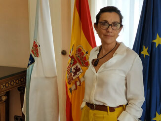 MAICA LARRIBA GARCÍA, Subdelegada do goberno na provincia de Pontevedra