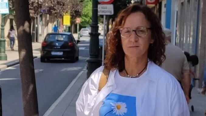 CIG automación María Xosé García