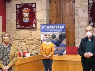 Ponteareas apoia ao pobo saharaui e asina o convenio de axuda alimentaria para os campamentos nesta situación de pandemia