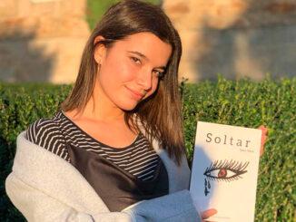Sara Vera, escritora e futura xornalista de Redondela