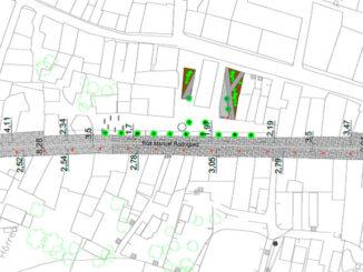 O Porriño presenta ao Plan Concellos un proxecto de humanización da rúa Manuel Rodríguez e tres novas redes de saneamento en Atios e Pontellas