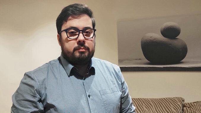 Xabier Pérez Igrexas Concelleiro do BNG de Vigo