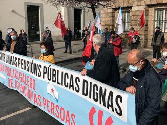 CIG pensión públicas dignas