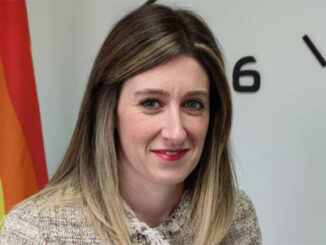Vicki Alonso voceira do PSOE de Mos