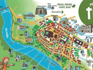Plano turístico Tui