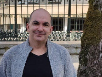 Román González, novo voceiro provincial de Podemos Pontevedra