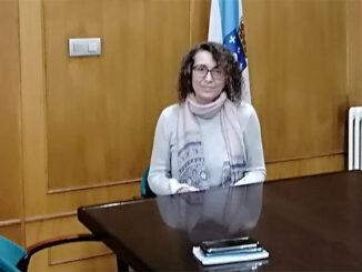 Alcaldesa Ponteareas