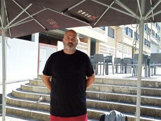 Abel Estévez presidente do Club Balonmán Porriño