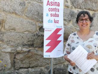 Manuela Rodríguez Pumar voceira Do BNG no concello de Gondomar