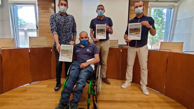oián acolle a 4ª proba do Campionato Galego Inclusivo Fibralar de Motonáutica 2021