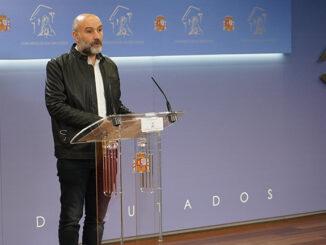 Nestor Rego Congreso deputados