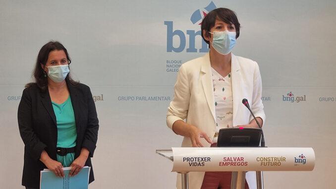 Ana Pontón Miranda BNG