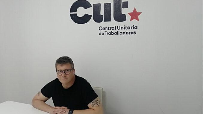 Ricardo Castro SX da CUT