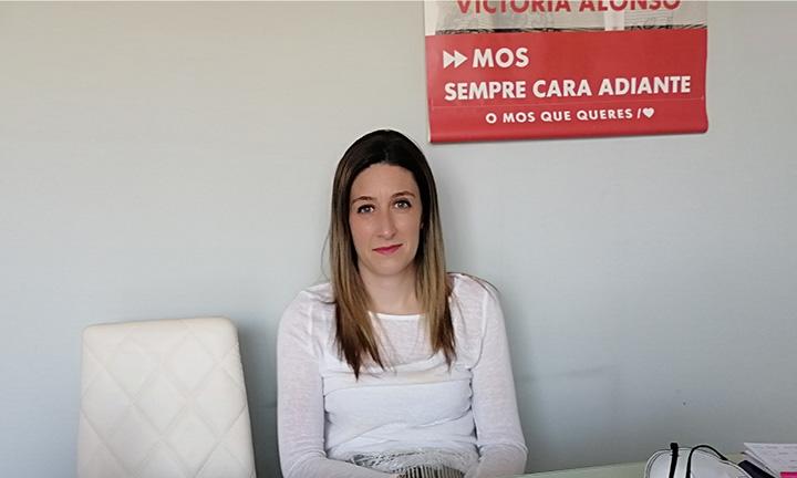 Victoria Alonso Mos
