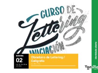 A OMIX de Tomiño organiza un curso de lettering e caligrafía