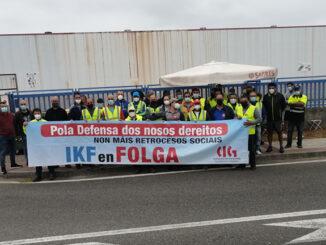 IKF A Guarda Solidariedade de clase na loita polo ben común