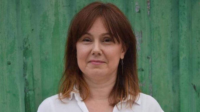 Patricia Sío Concelleira de EU SON do Porriño
