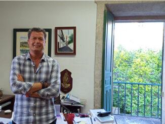 Carlos Gómez Alcalde de Baiona