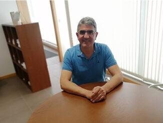 Antonio Lomba alcalde de A Guarda