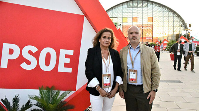 Regades Carmela Silva PSOE