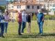 O xurado do programa 'Vilas en Flor' visita Tomiño para coñecer os avances en materia medioambiental
